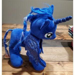 Build A Bear My Little Pony Princess Luna Unicorn